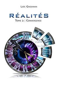 couverture Réalités Tome 2, livre de science-fiction