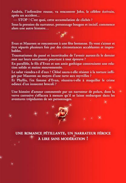 Quatrième de couverture La Rose et le Narrateur