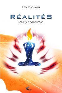 couverture Réalités Tome 3, livre de science-fiction